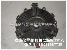 黄海金马拖拉机配件254双作用离合器压盘总成