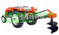 挖坑机,拖拉机挖坑机的图片