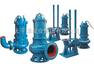 WQ固定式排污泵,WQ潜水排污泵,WQ--35-37