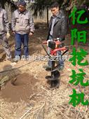 微型挖坑机  汽油机挖坑机厂家