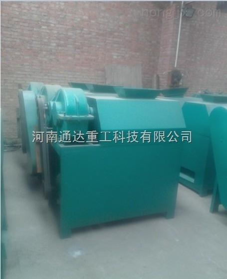 无机肥水分在9个一下用新疆对辊挤压造粒机质量**22型对辊挤压造粒机通达重工