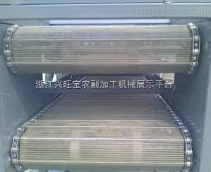 茶叶热风杀青机,长盛杀青机,气热杀青机,茶叶自动杀青机,供应志雅ZY-30HM新型微波金银花干Ψ燥杀青