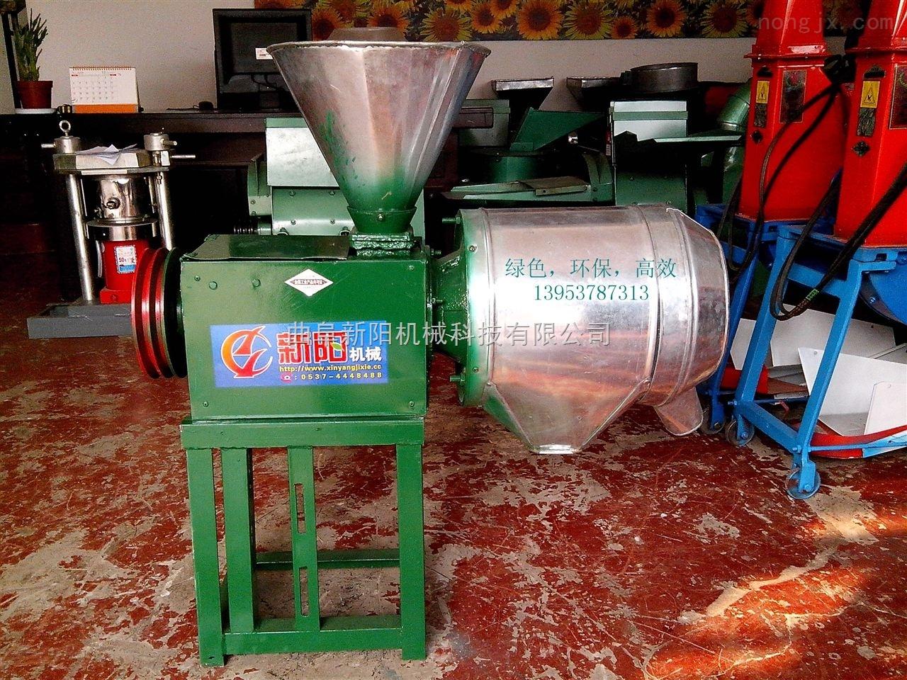 五谷杂粮小型磨粉机