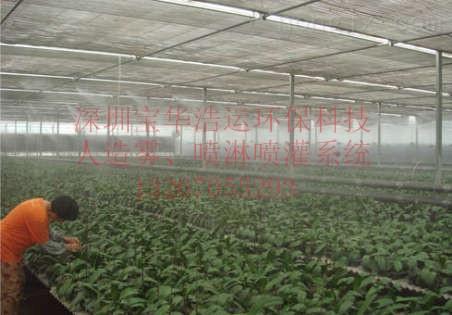 广东清远草坪智能绿化喷灌设备