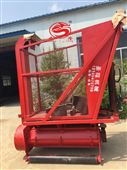 大马力新式秸秆耐用回收机 麦秸新款畜牧青贮回收机