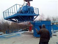上下传送料钢斗式输送机,料仓加料用翻斗式上料机
