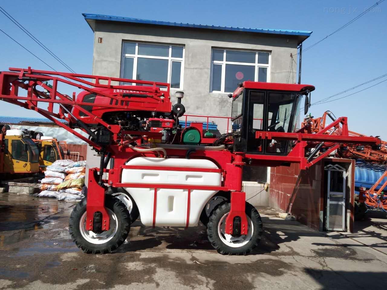 吉林玉米喷药机价格批发自走式玉米打药机生产厂家直销
