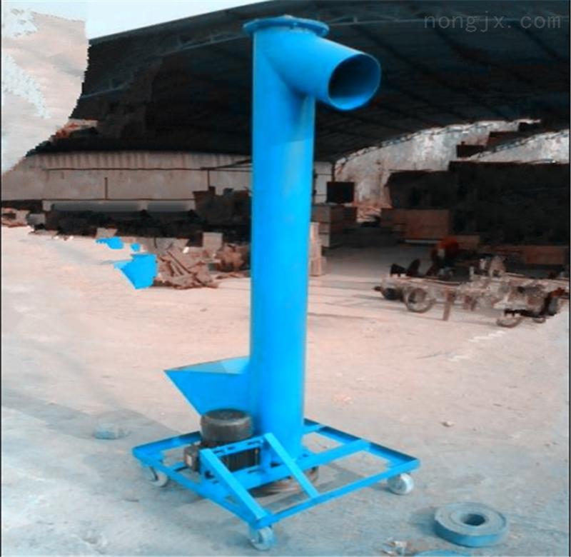 不锈钢-垂直螺旋提升机