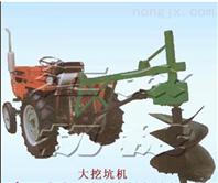 便携式硬土质专用大马力挖坑机