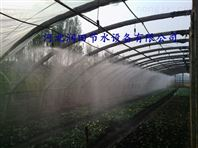 河北大棚黑色塑料吊悬微喷头 苗木灌溉喷灌头