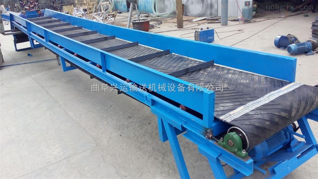 平板式装卸料输送机,移动式卸料带式输送机