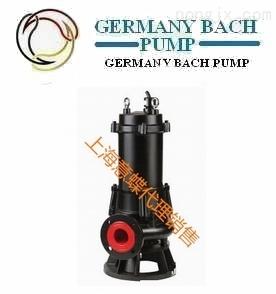 进口潜水轴流泵、潜水混流泵-德国Bach(中国)销售