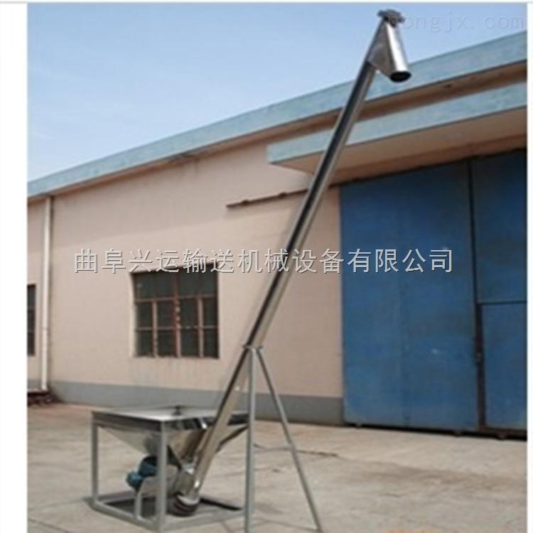 TL16-圆管螺旋提升机型号 垂直螺旋提升机