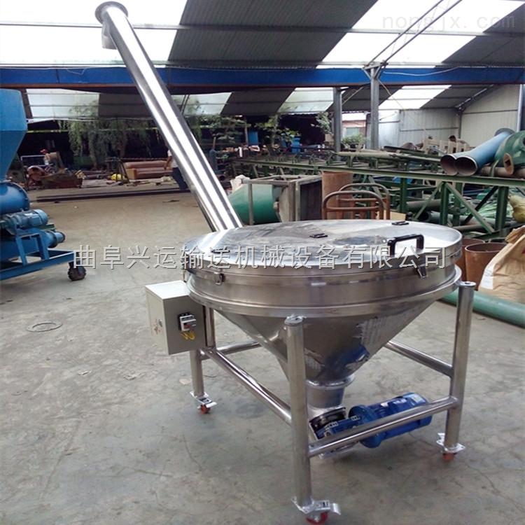 TL16-玻璃加料螺旋提升机 管式螺旋输送机