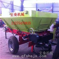 拖拉机带动撒肥车 动物粪便撒粪车 有机肥撒肥机