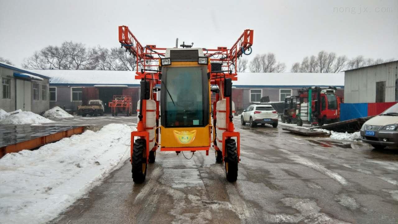 玉米喷药机价格玉米打药机哪家好农用打药车厂家四轮农用喷雾器