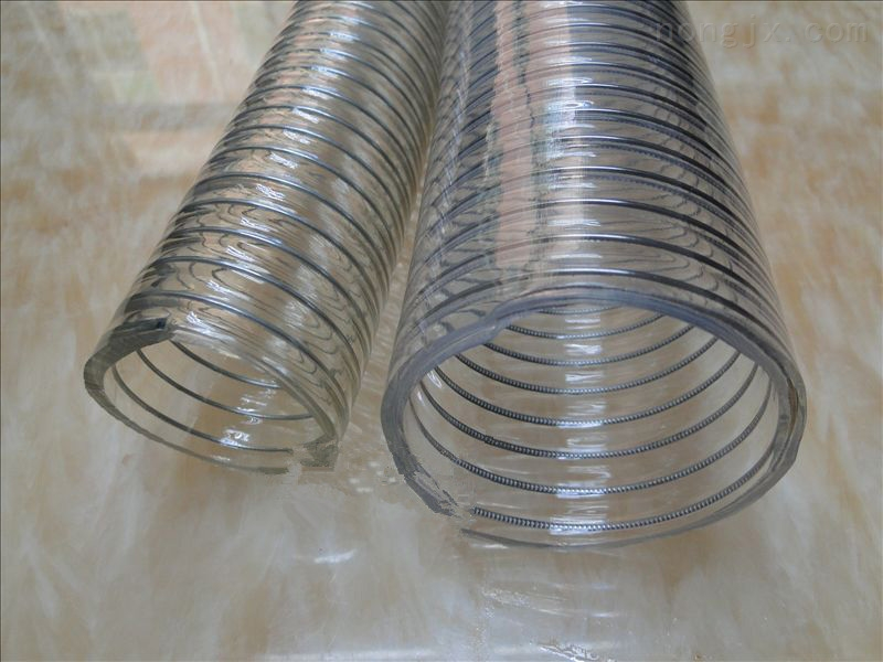 食用油输送软管食品级钢丝平滑管