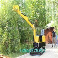 升级版的12型水道挖掘机农田钩机的价格与使用
