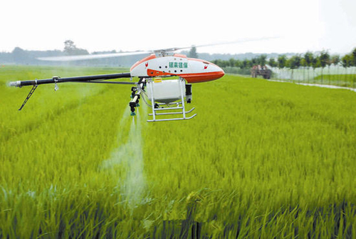 又名遥控植保飞行器,是农用飞机的一种