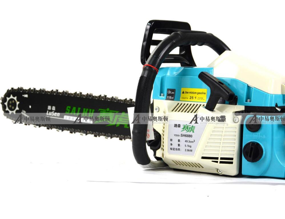 6880-宇森油锯路森赛虎6880油锯维修伐木锯导板链条